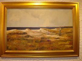 seaside Landscape OOC by K. Stuart