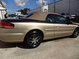 Chrysler Sebring LX Convertible