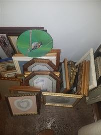 Large variety of framed prints and pictures