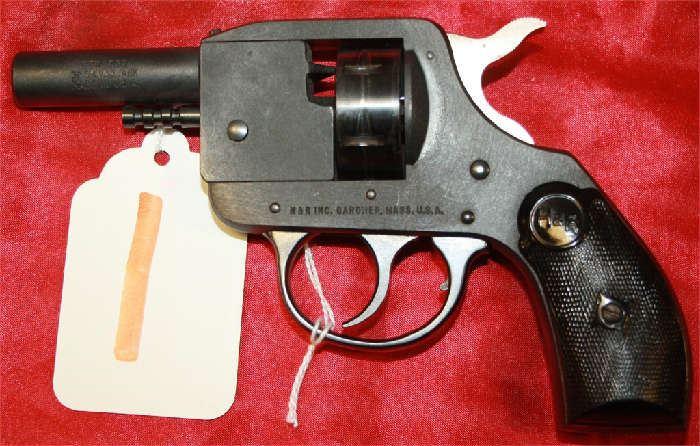 1 - H & R Model STR032 32 cal Revolver