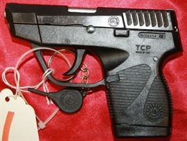 6 - Taurus Model TCP PT738 380 cal Pistol