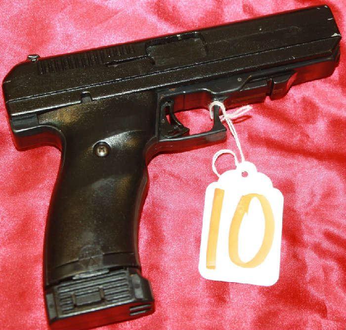 10 - Hi-Point Model JHP 45 cal Pistol