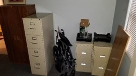 File cabinets and Storage cabinets