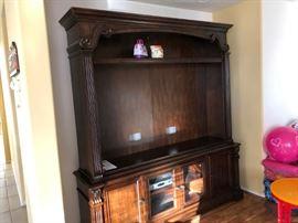 TV cabinet $500