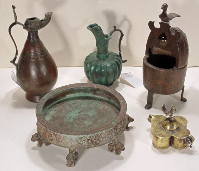Selection ExAnavian Gallery Bronze Objects