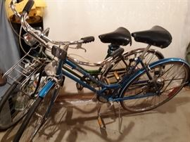 Bikes, in beautiful condition!