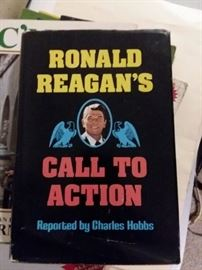 Signed by President Ronald Reagan