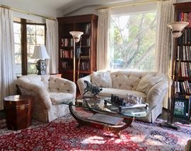 Comfortable Luxury, Elegant Appointments