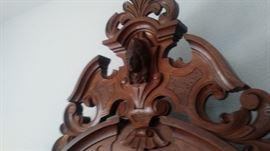Victorian Renaissance Revival 3/4 Bed possibly John Jelliff