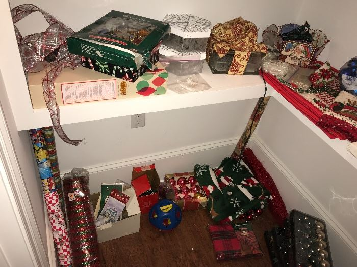 more views of holiday goodies