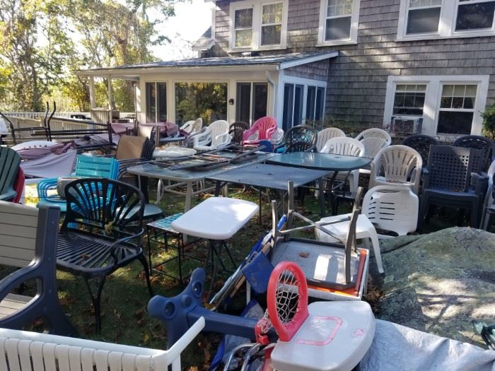 Falmouth Campground Closing Sale starts on 11/14/2018