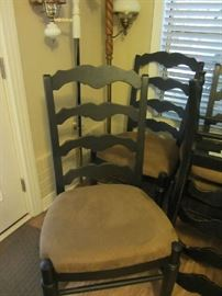 Very nice, quality dining room chairs