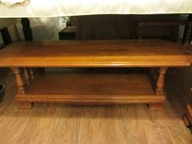 Ethan Allen Coffee Table - excellent