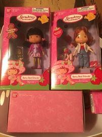 Strawberry Shortcake dolls, friends & accessories