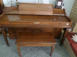 Baldwin Piano with Bench