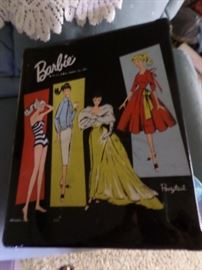 Barbie Original Case & Clothes