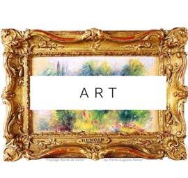 Art icon estate sale city