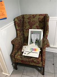 Cool arm chair!