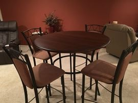 Amisco Bistro Table & Chairs - Made in Canada!