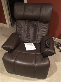 Panasonic Massage Lounger/Recliner!