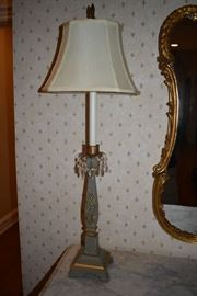 TALL LAMP (2 OF 2)