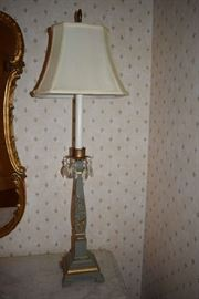 TALL LAMP (1 OF 2)