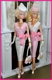 Twin Barbies