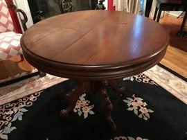 Tea Table - $ 140.00 - Leg needs repair