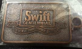 1955 Swift FOB