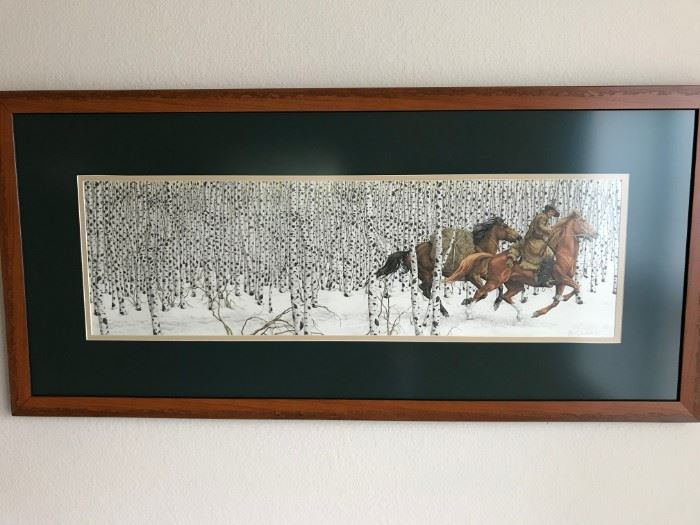 Limited Edition Bev Doolittle