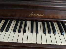 $175  Acrosonic Baldwin Piano