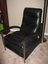 Ethan Allen leather recliner