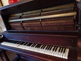 Martin Bros. Boston Piano