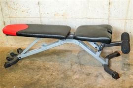 7. BOWFLEX Weight Bench