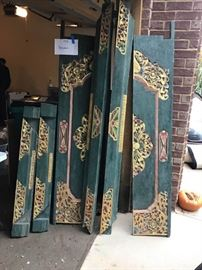 Balinese Decorative Door