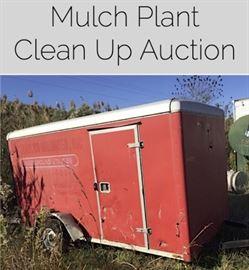 Mulch Plant large