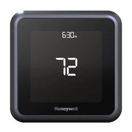 1 Honeywell  Lyric T5 Wifi Thermostat  Dark Gr ...