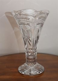 Waterford Crystal Celebration Vase for Designers Gallery