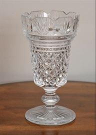 Waterford Crystal Sarah's Castle Vase