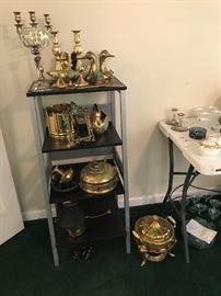 loads of brass items
