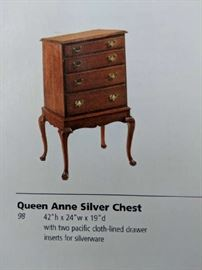 Suter's Handmade Furniture - $1,395.