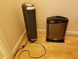 Fan : Dehumidifier (have extra filters) $30