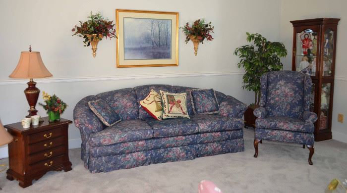 Beautiful furniture throughout the house