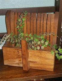 Antique Cranberry Rake