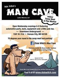 ZZ cave flyer