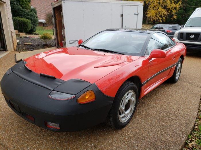 1993 Dodge Stealth with 47k Original Miles Garage Kept