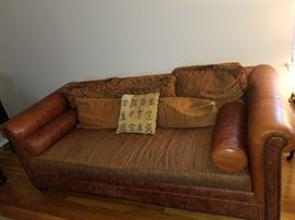 STICKLEY SOFA 750.00