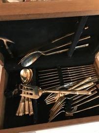 Bronze Flatware