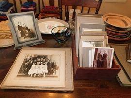Many CDV and cabinet card photos