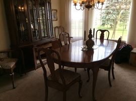 Pennsylvania House Table, Hutch